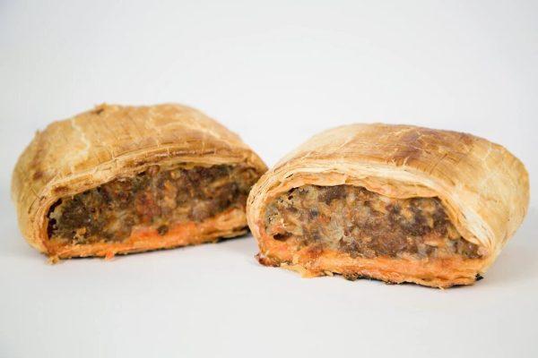 Chilli Cheese Sausage Rolls
