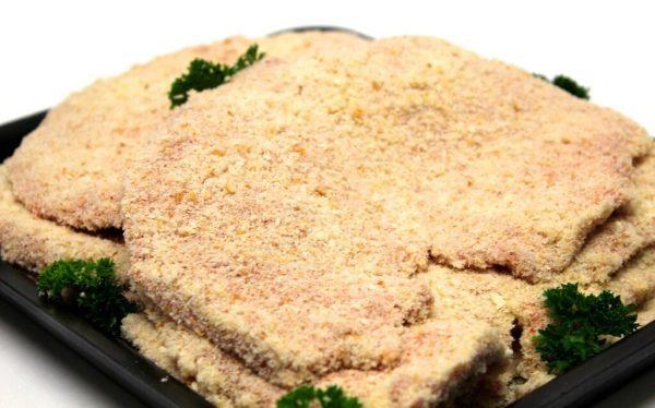 Crumbed Beef Schnitzel (2)