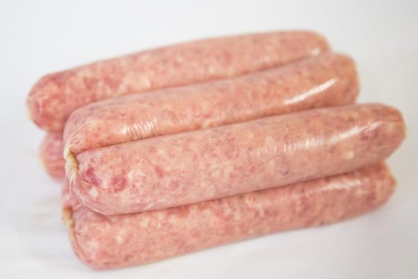 Cumberland Pork Sausage 1