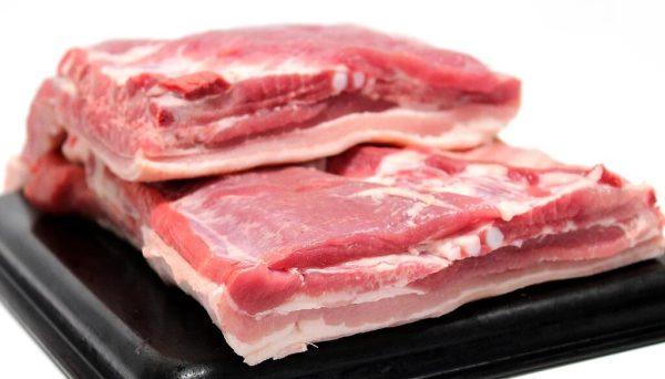 Freedom Farmed Pork Belly - Bone In