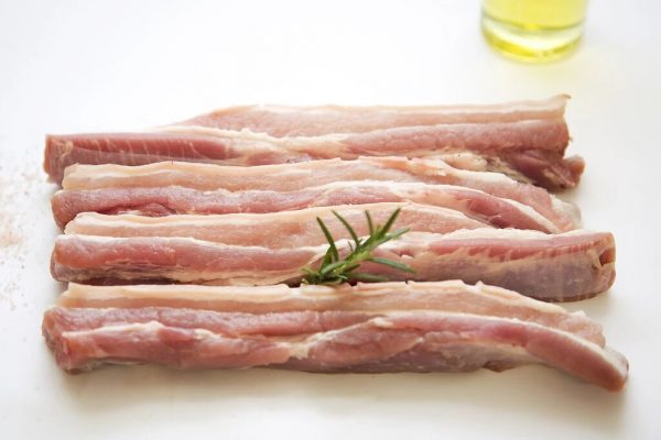 Freedom Farmed Pork Strips 1
