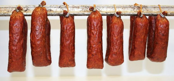 Hot Chorizo