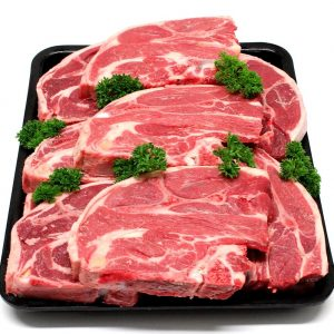 Lamb Shoulder Chops