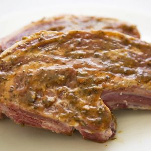 Marinated Lamb Chops (3)