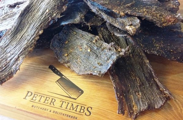 Peter Timbs Jerky