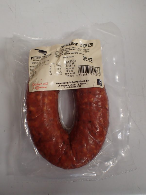 Portuguese Chorizo