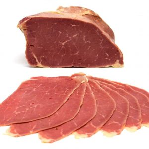 Sliced Cooked Corned Silverside 1