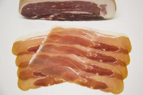 Sliced Proscuitto 1