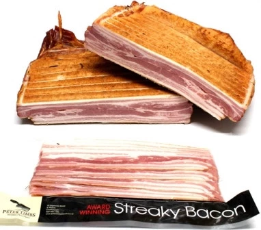 Streaky Bacon Large